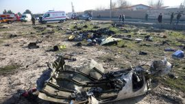 Iran to Send Black Boxes From Downed Ukrainian Airliner to France