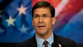Esper Says US Troop Levels in Afghanistan to Go Below 5,000 by End of November