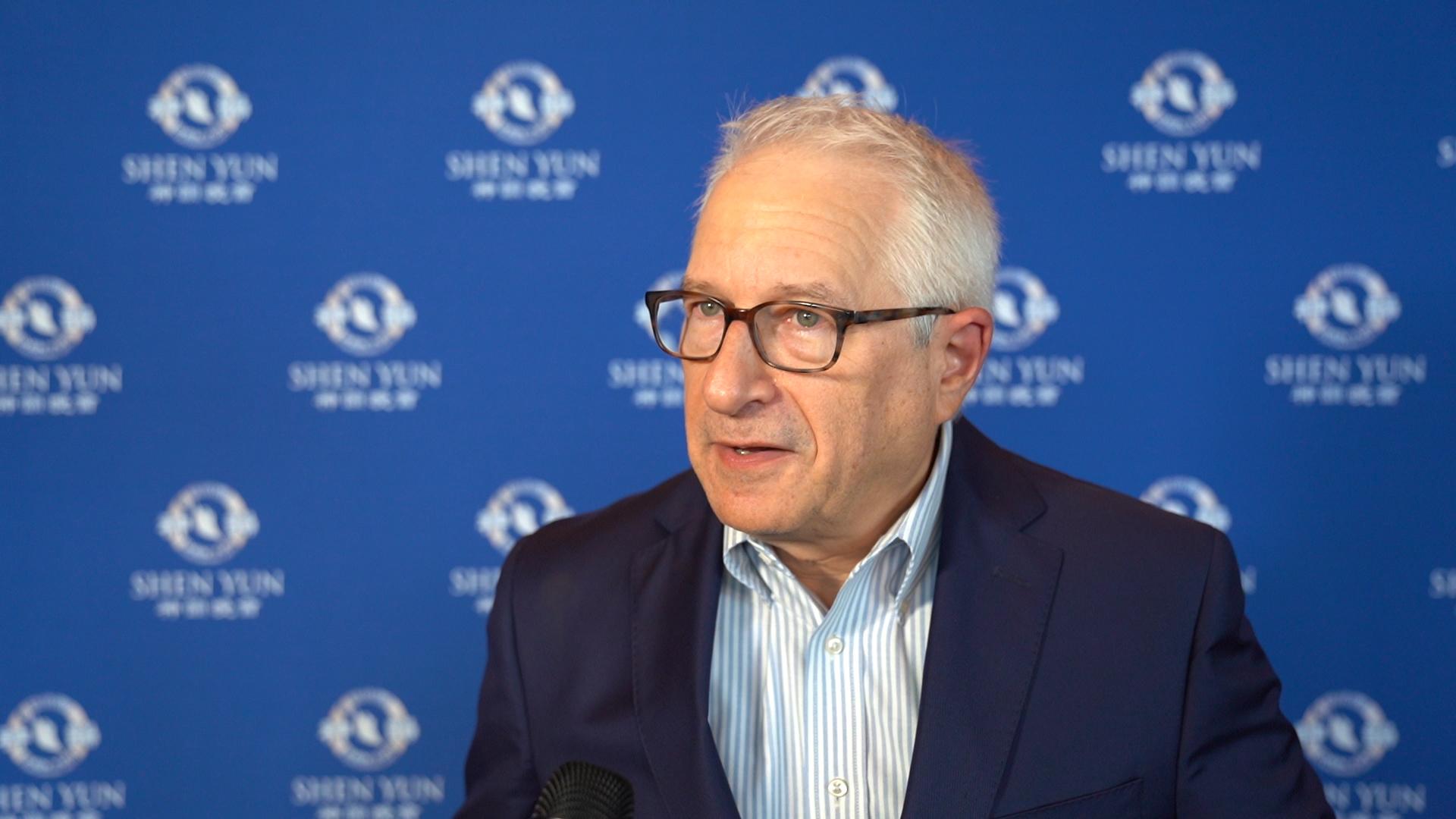 'I Feel the Divinity,' Says Director of Finance of Hyatt Regency Atlanta