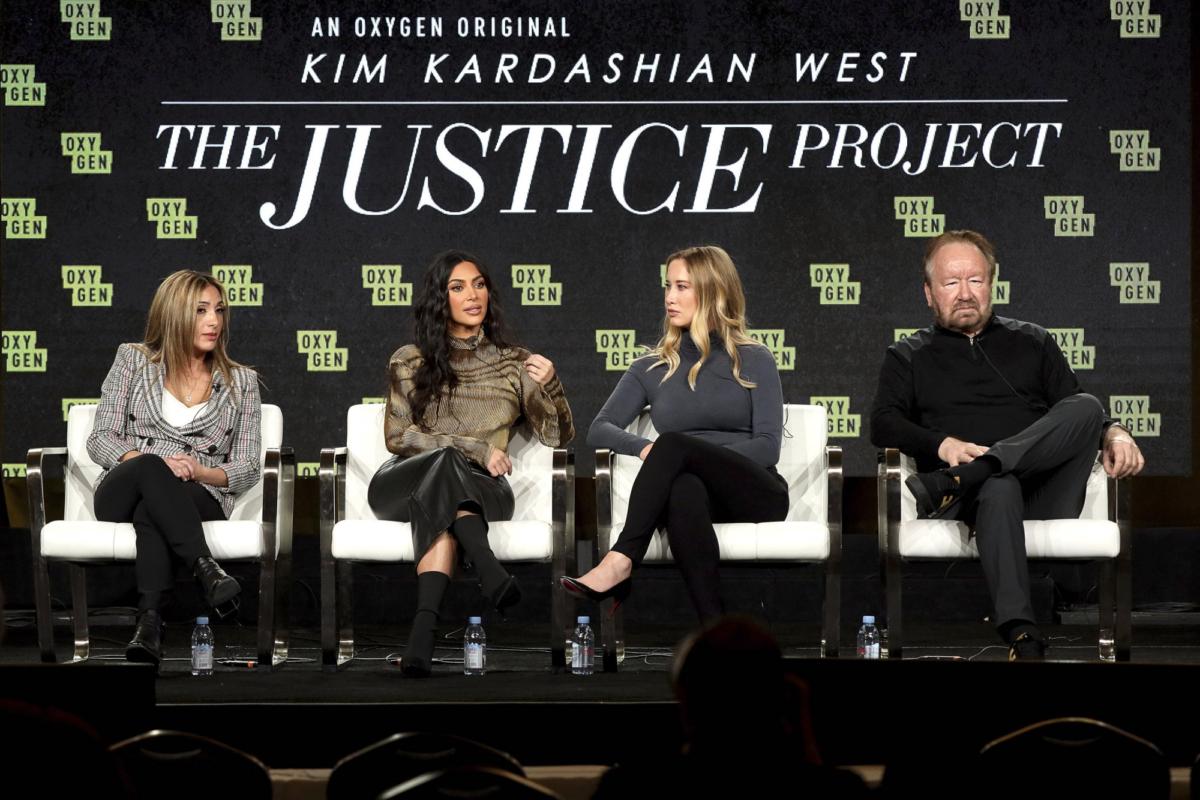 Kim Kardashian West Pursues Criminal Justice Reform in TV Show