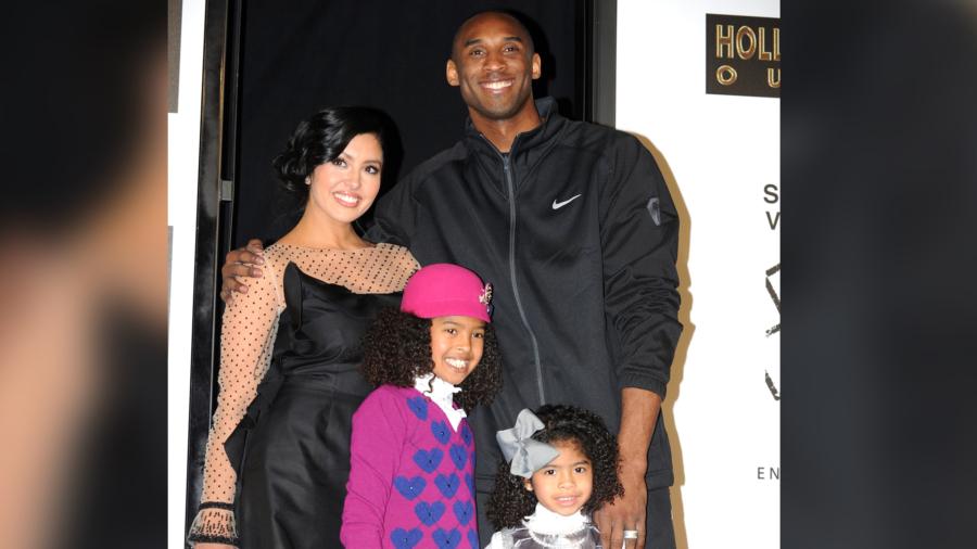 Vanessa Bryant Posts Heartbreaking Tribute To Her 'Best Friend' Kobe