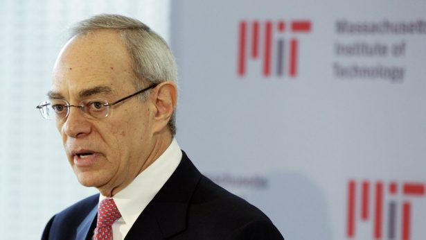 L. Rafael Reif president of MIT