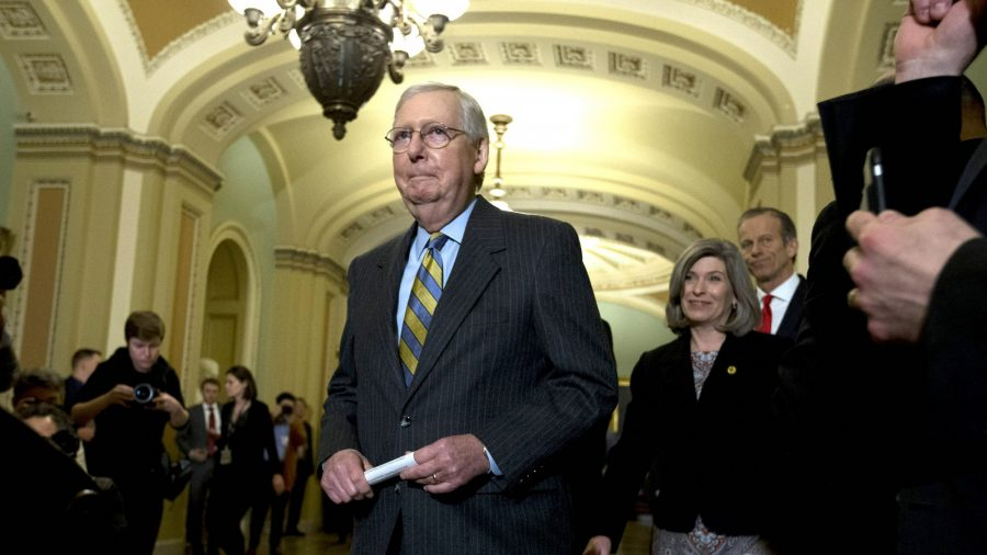 Senate Impeachment Trial Will Likely Start Next Week: McConnell