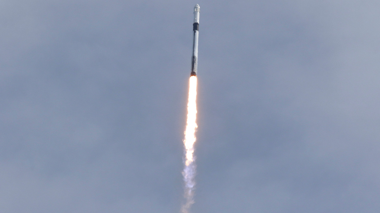 Musk´s SpaceX test