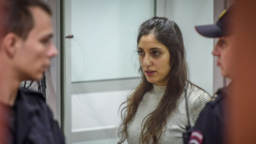 Putin pardons Israeli woman jailed in Russian Federation on drug charges