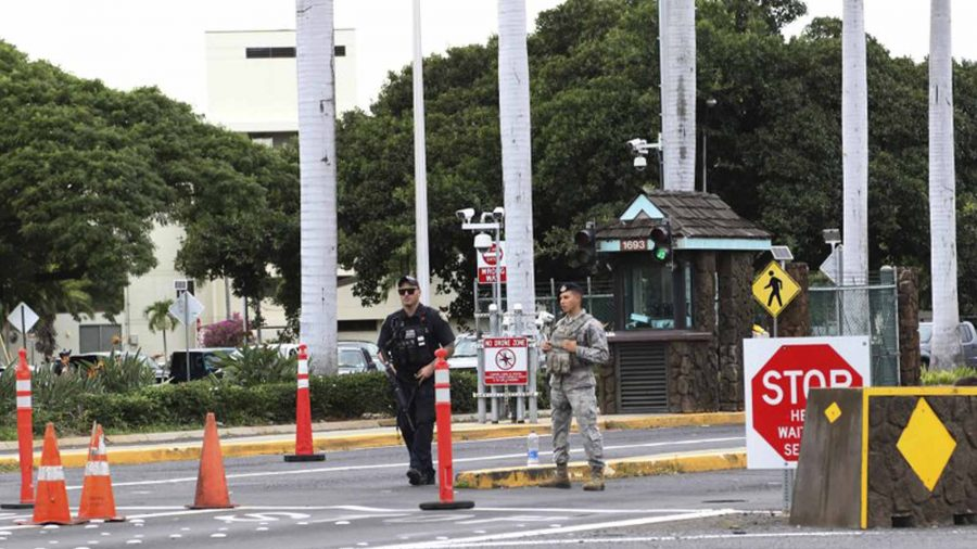 Trio Who Brought Mortar Round to Gate at Pearl Harbor Released