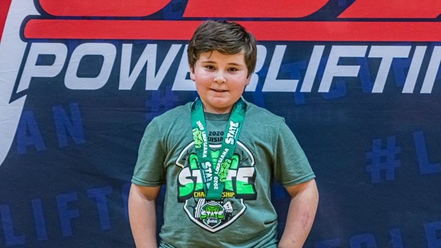 9-Year-Old Who Can Deadlift More Than Twice His Bodyweight Breaks Powerlifting Records