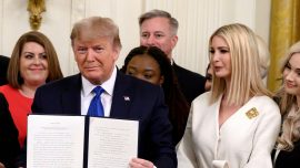 Trump Creates New Position Dedicated to Fighting Human Trafficking