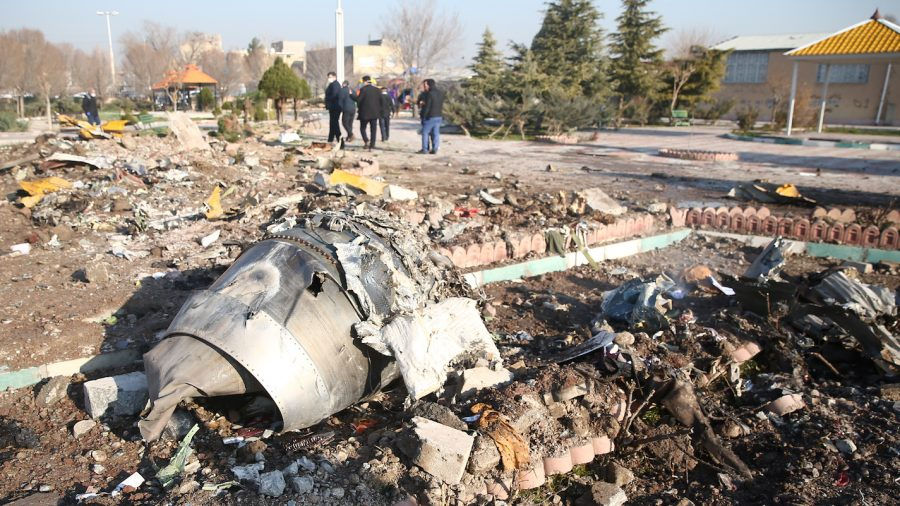 Newlyweds died in plane crash in Iran a week after marriage