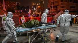 First Reported Cases of Foreigners Infected in China
