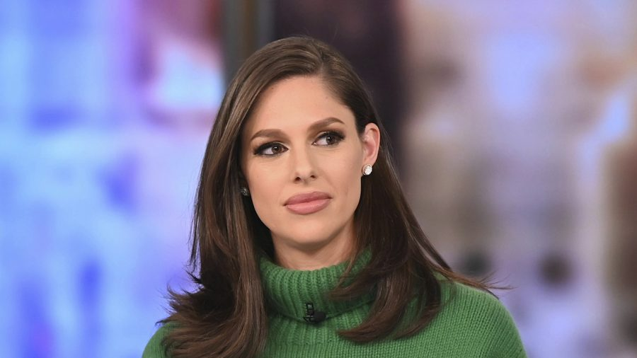 Panelist Abby Huntsman Says She's Leaving 'The View'