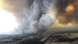 Police Take Legal Action Against More Than 180 in Australia for Alleged Bushfire-Related Offenses
