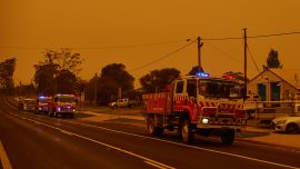 2 Missing After Horror Fire Day in NSW