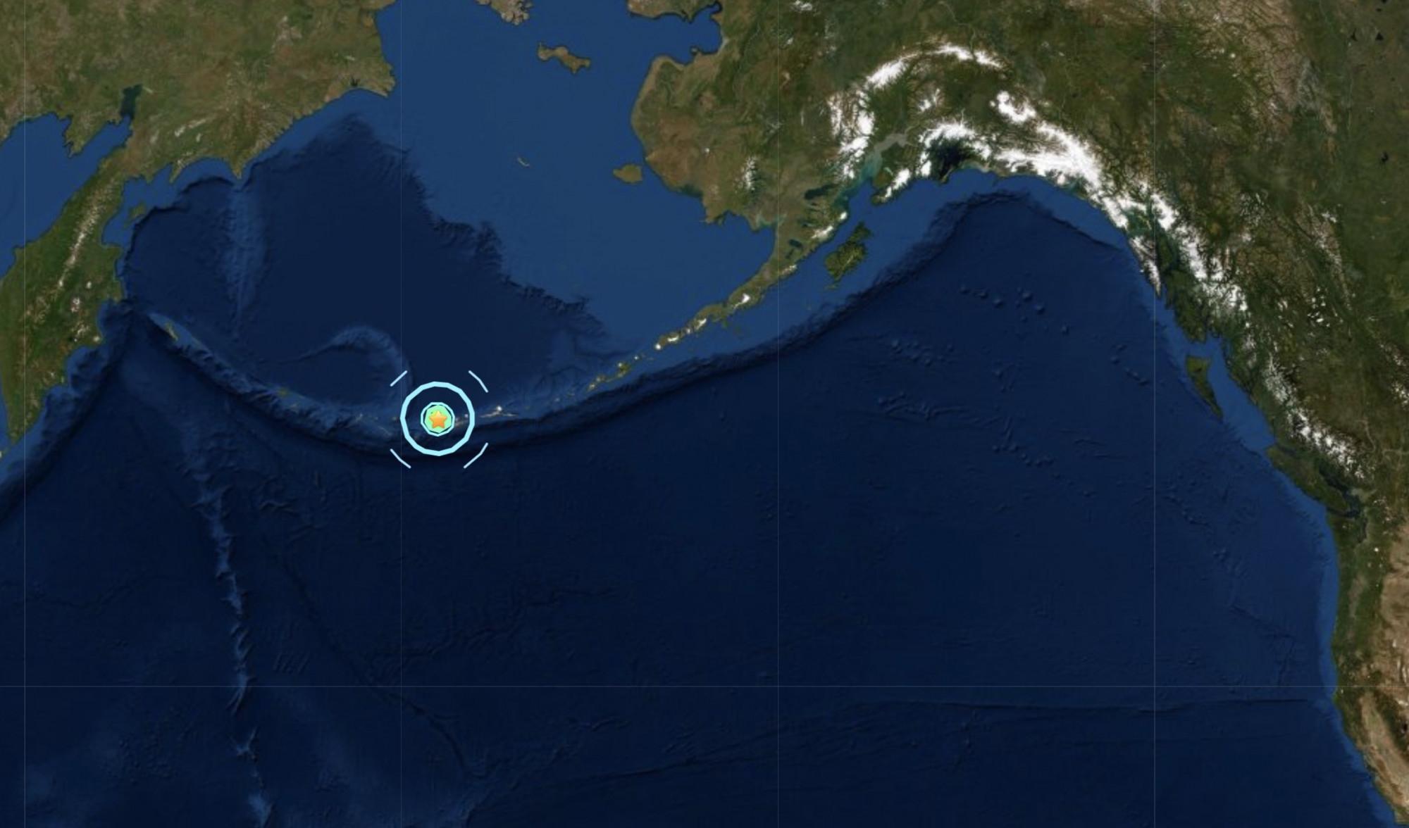 Major 6.2 Magnitude Earthquake Strikes Alaska: USGS