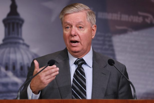 Graham Seeking New Probe Into Origin of FBI's Russia Investigation Before Election