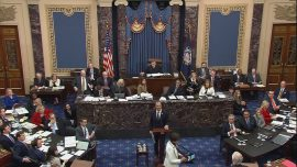 Trump's Impeachment Trial Day 3: Dems Push for Abuse of Power Charge