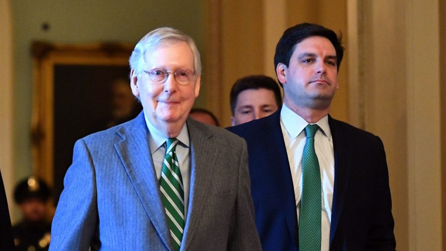 McConnell Releases Rules for Senate Impeachment Trial, Schumer Calls 'Cover Up'