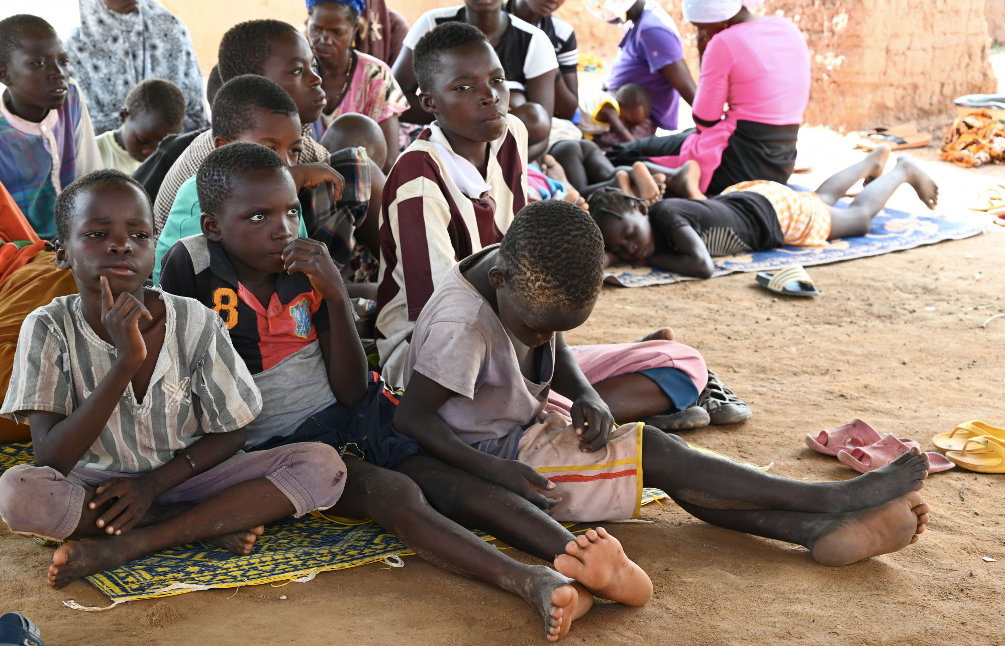 8 Million Children Have Been Forced Out of School by Growing Violence in West Africa