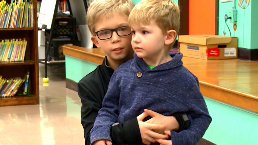 9-Year-Old Boy Saves Toddler From Choking on Lifesaver Candy