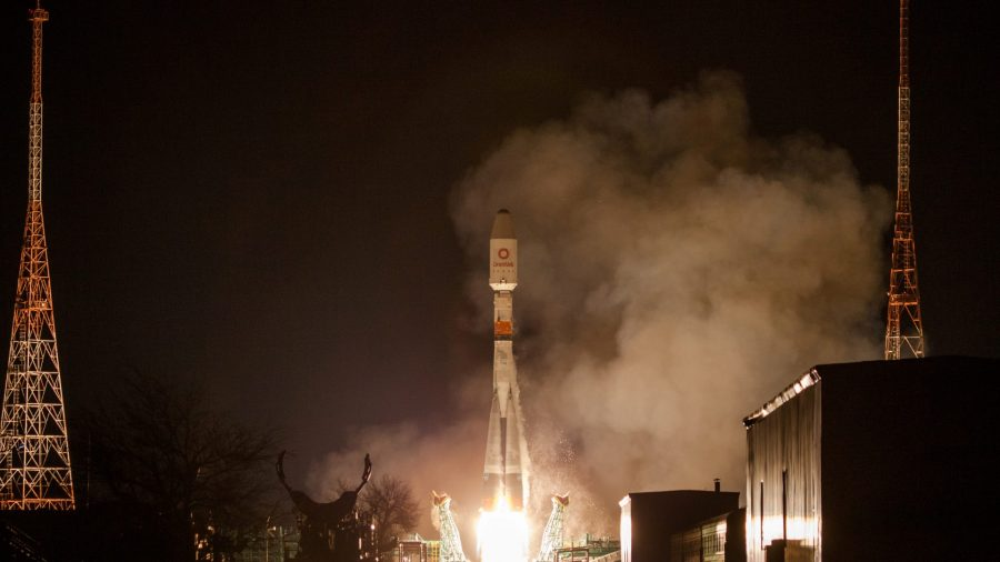 OneWeb Launches 34 Satellites From Kazakh Cosmodrome in Global Internet Push