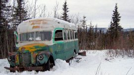 Tired of 'Into the Wild' Rescues, Locals Want Bus Removed