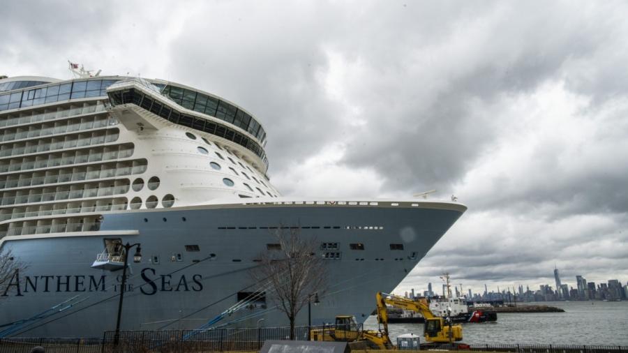 Anthem of the Seas Updates: All Passengers Cleared of Coronavirus