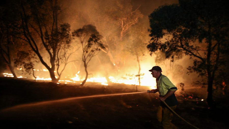 More homes reported burned in southeast Australia wildfires