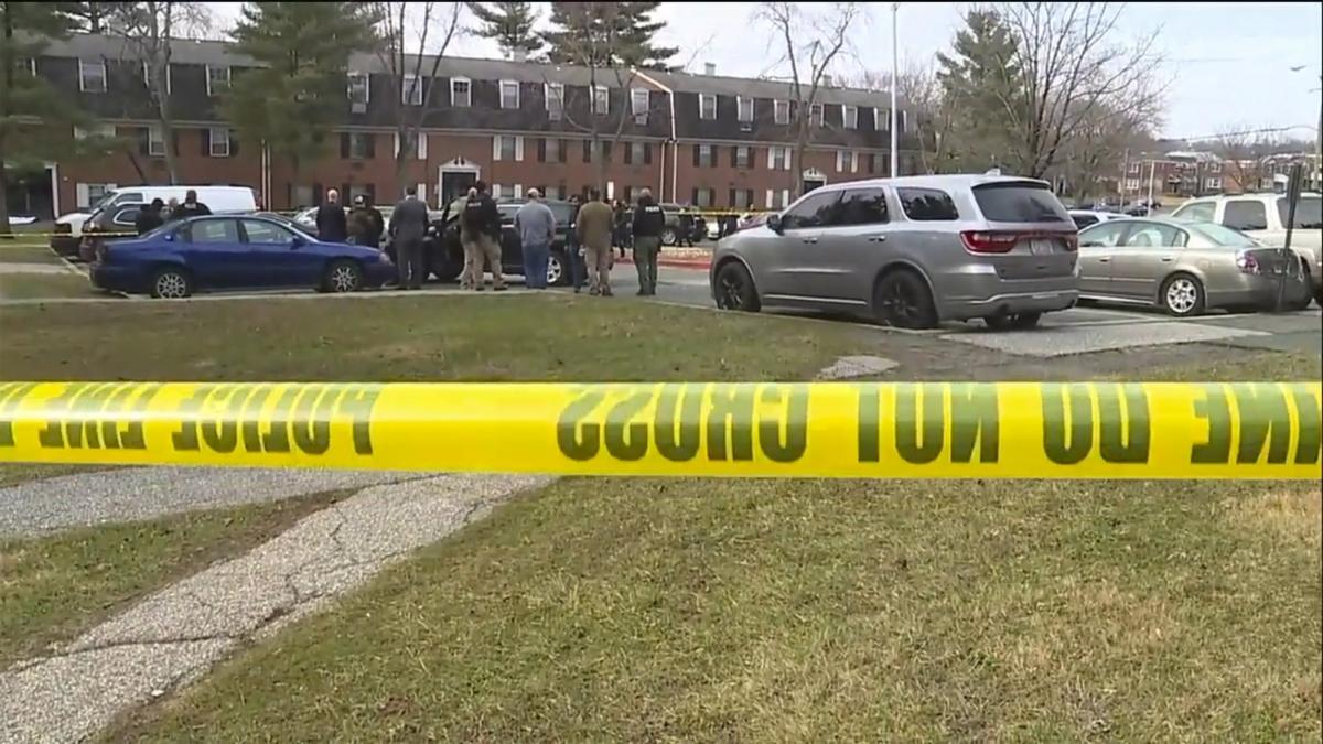 Baltimore shooting 1
