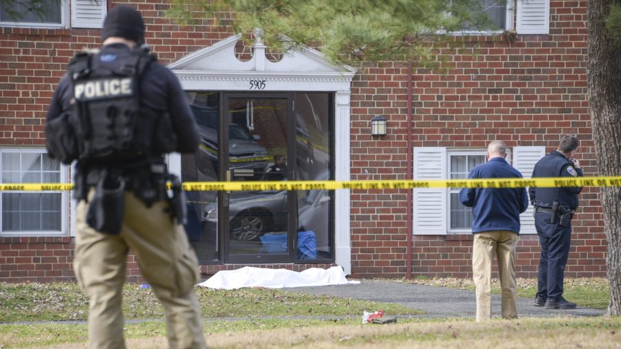 Baltimore Shooting Leaves 2 Officers Wounded; Suspect Dead