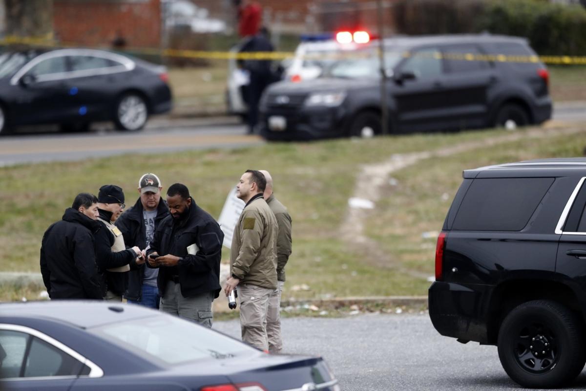 Baltimore shooting 4