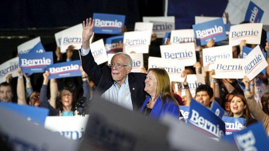 Sanders Wins Nevada Caucuses, Takes National Democratic Lead