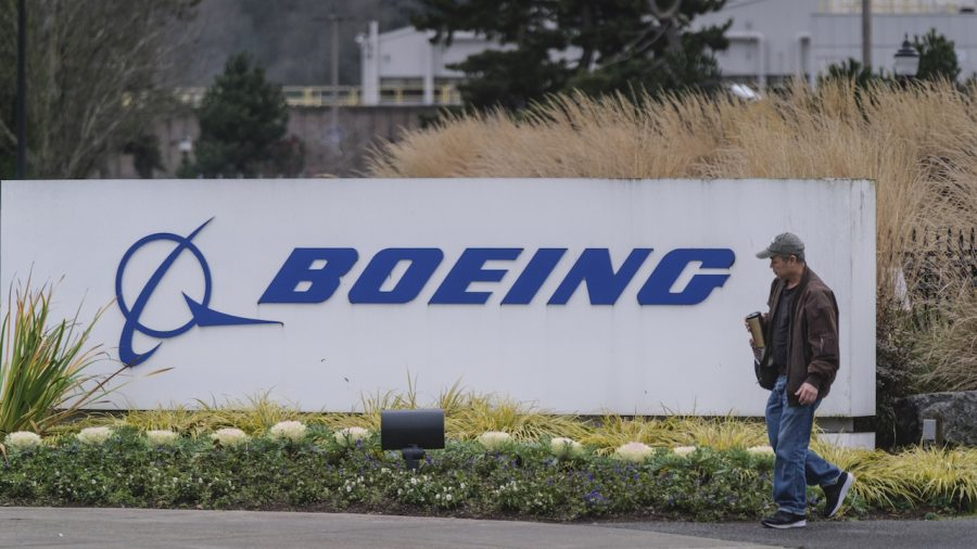 Boeing Records Zero January Orders for First Time Since 1962