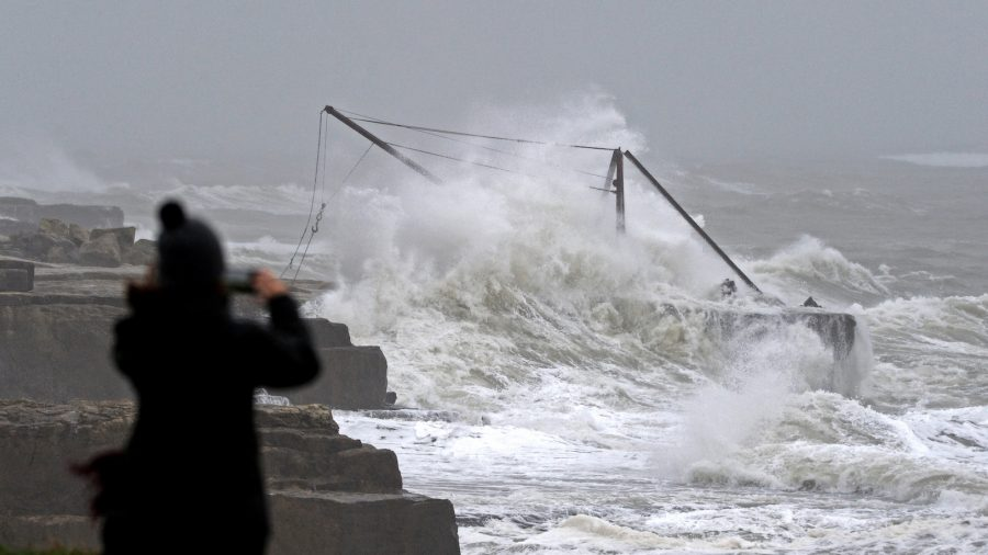 Storm Ciara Set to Lash Britain With High Winds and Rain