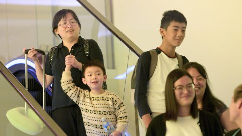Australia's Wuhan Evacuees on Christmas Island Return Home