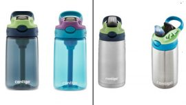 Contigo Recalls Nearly 6 Million Kids Water Bottles Over Choking Hazard