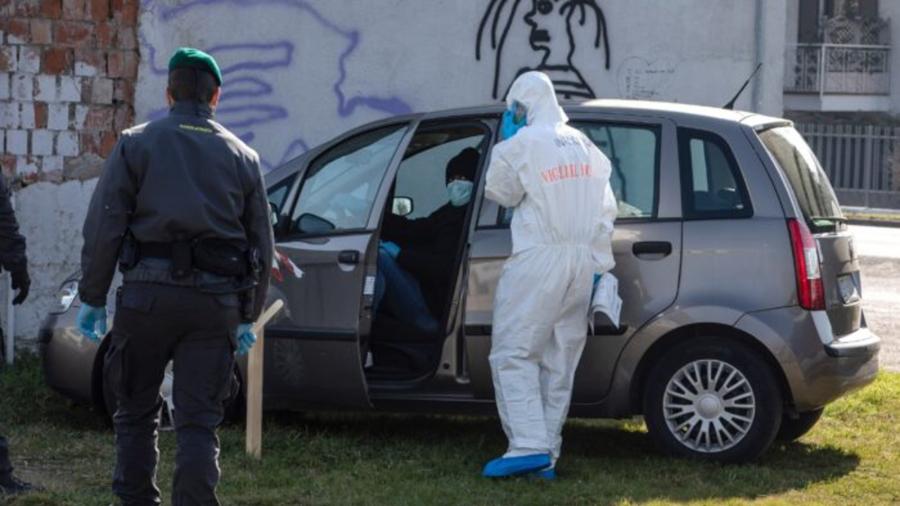 Italian Coronavirus Surge Invades Neighboring Countries