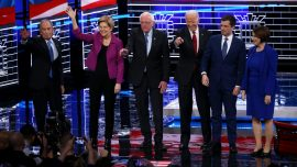 Only Sanders Opposes Brokered Convention: Nevada Debate Highlights