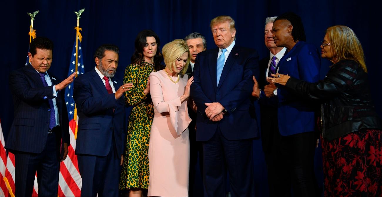 Evangelicals for Trump