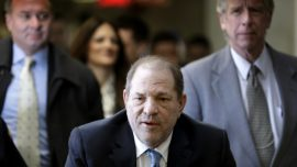 Harvey Weinstein Redirected to Bellevue Hospital on Way to Jail