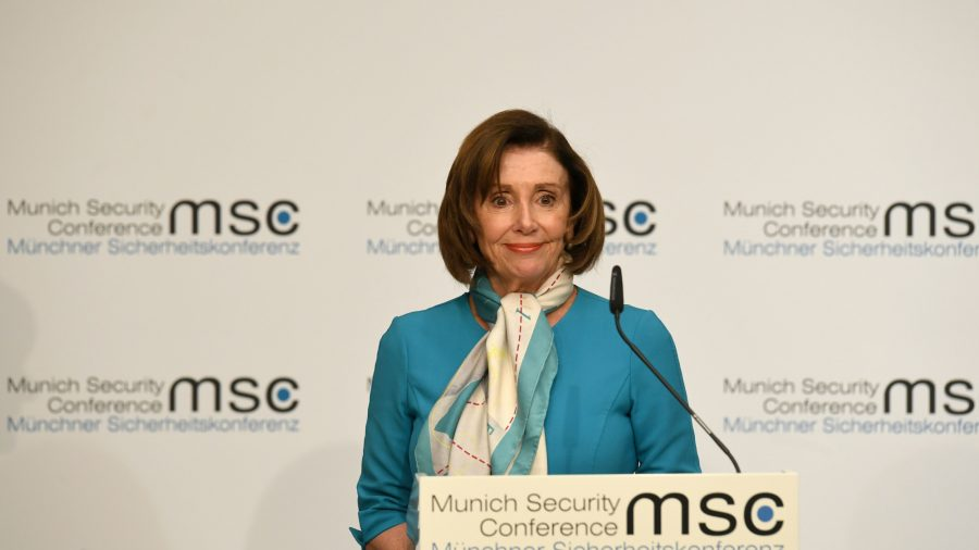 Pelosi Wants to Keep $600 Unemployment Benefits While Joblessness Stays High