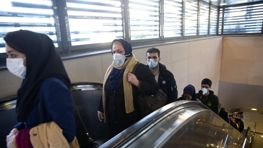 Coronavirus: Iran reports eight new deaths, raising toll to 34