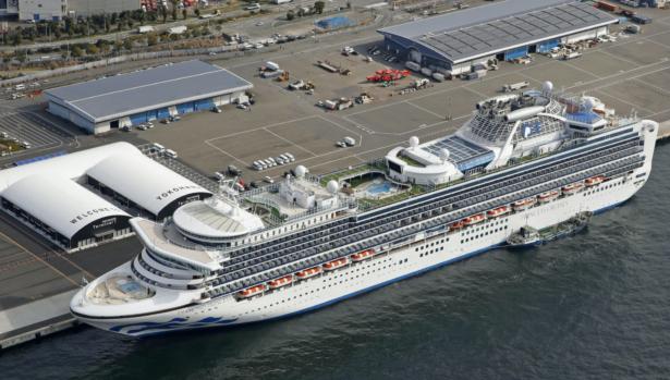 Japan, cruise ship