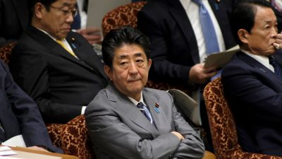 Japanese PM Shinzo Abe Asks All Schools to Close Over Coronavirus