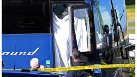 Maryland Man Held in Bus Shooting That Killed 1, Injured 5
