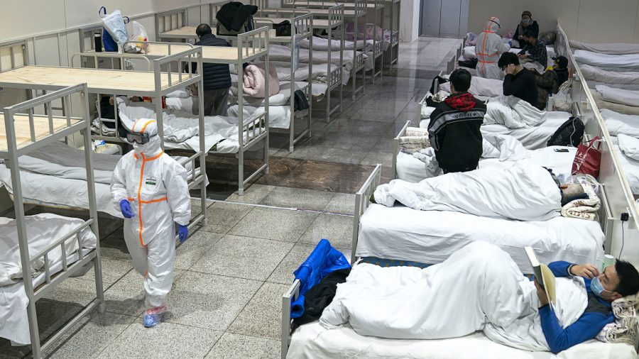 Chinese Officials Confirm Coronavirus Is Airborne Disease