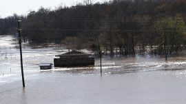 Mississippi Governor Declares State of Emergency Over Fears of Major Flooding