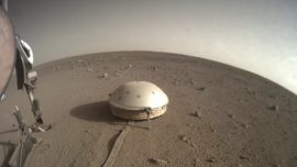 Mars Lander Confirms Quakes, Even Aftershocks on Red Planet