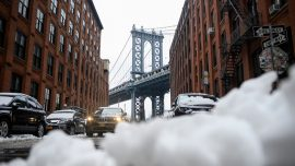 Blizzard Conditions Will Make Traveling Through Upstate New York 'Difficult to Impossible' on Friday, Forecasters Say