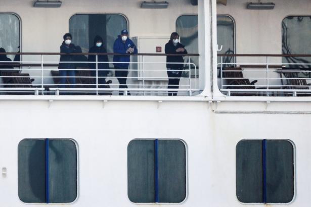 Passengers-Cruise ship Diamond Princess-Coronavirus- Japan