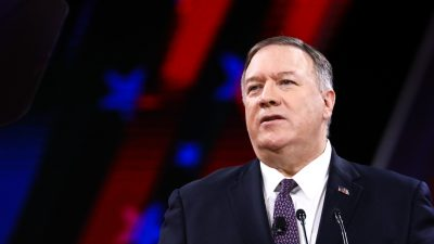 Pompeo: Defending Religious Freedom Is Central to Administration